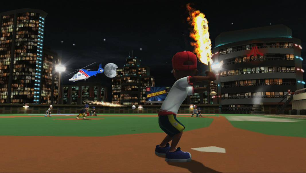 ... Backyard Sports: Sandlot Sluggers Gameplay Screenshot