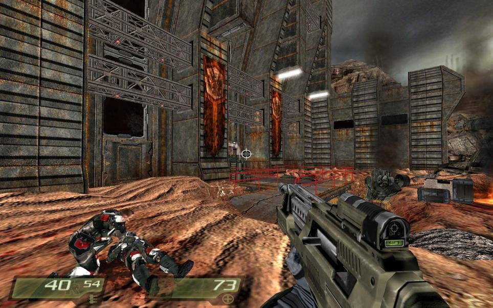 Quake 4 system requirements Videos, Cheats, Tips, wallpapers