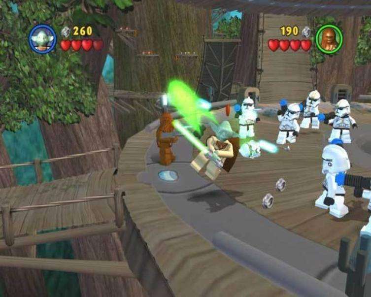 Lego Star Wars system requirements Videos, Cheats, Tips, wallpapers ...