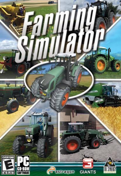 Farming simulator 2009.