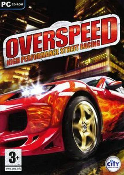 Overspeed: High Performance Street Racing system