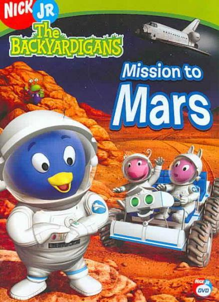 bo backyardigans mission to mars - photo #6