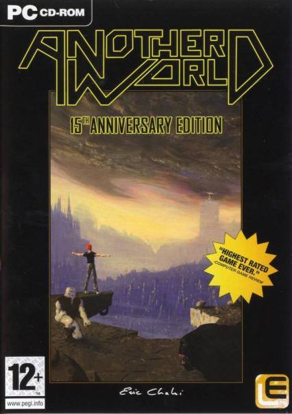 Another World: 15th Anniversary Edition system ...