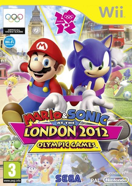 Mario And Sonic At The London 2012 Olympic Games Videos Cheats Tips Wallpapers Rating