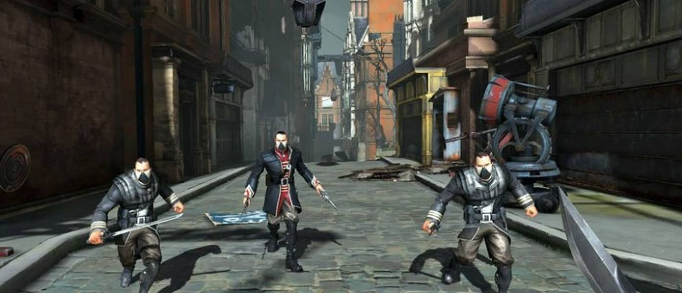 Dishonored: system requirements and description 70