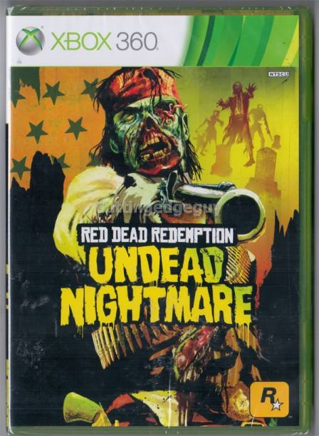 red dead undead nightmare cheats