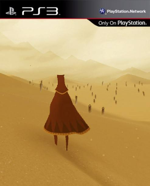 how to play journey ps3