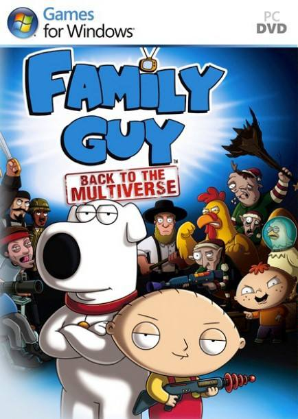 Family guy back to the multiverse system requirements videos cheats