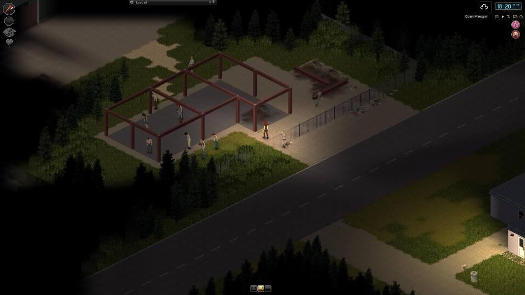 project zomboid cheats