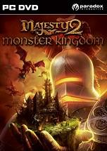 Majesty 2 Monster Kingdom dvd cover