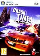 Crash Time 4: The Syndicate dvd cover