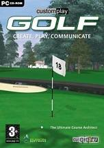 Custom Play Golf 2010 dvd cover