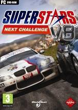 Superstars V8 Next Challenge dvd cover