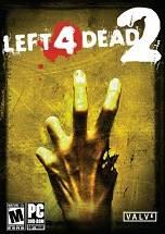 Left 4 Dead 2 dvd cover