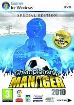 Championship Manager 2010 poster