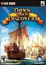 Anno 1404 Dawn of Discovery dvd cover
