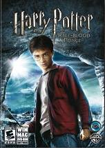Harry Potter and the Half-Blood Prince dvd cover