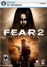 F.E.A.R. 2: Project Origin dvd cover