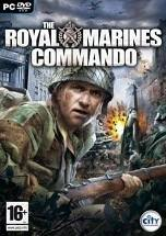 The Royal Marines Commando dvd cover