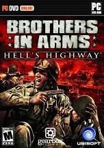 Brothers in Arms: Hell's Highway dvd cover