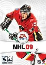 NHL 2009 dvd cover