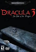 Dracula 3: The Path of the Dragon dvd cover