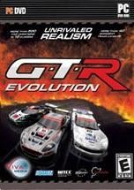 GTR Evolution dvd cover