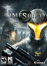 Time Shift dvd cover