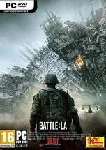 Battle Los Angeles dvd cover