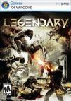 Legendary dvd cover