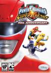 Power Rangers: Super Legends dvd cover