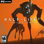 Half-Life 2: Episode Two dvd cover