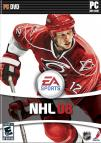 NHL 08 dvd cover