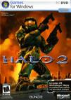 Halo 2 dvd cover