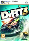 Dirt 3 dvd cover