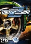Need for Speed Underground 2 dvd cover
