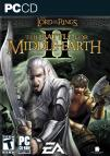 The Lord of the Rings: The Battle for Middle-earth II dvd cover