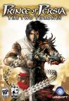 Prince of Persia: The Two Thrones dvd cover
