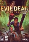 Evil Dead: Regeneration dvd cover
