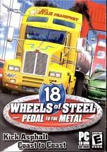 18 Wheels of Steel: Pedal to the Metal dvd cover