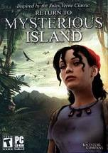 Return to Mysterious Island dvd cover