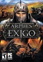 Armies of Exigo dvd cover
