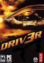 DRIV3R dvd cover
