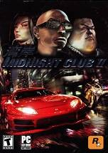 Midnight Club II dvd cover