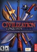 Civilization III: Conquests dvd cover