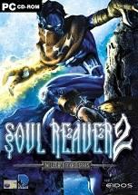 Soul Reaver 2 dvd cover