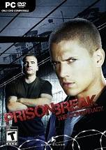 Prison Break: The Conspiracy dvd cover