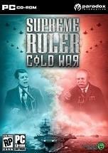 Supreme Ruler: Cold War poster