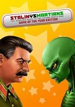Stalin vs. Martians dvd cover