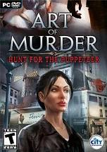 Art of Murder: Hunt for the Puppeteer Cover